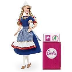 Barbie - Muñecas del mundo: Holanda (Mattel W3325)