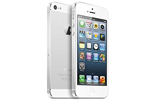 Sim Free Apple iPhone 5 32 GB Refurb Handy - White.