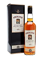 Aberlour 15 Year Old Sherry Wood Finish Whisky from ABERLOUR DISTILLERY COMPANY