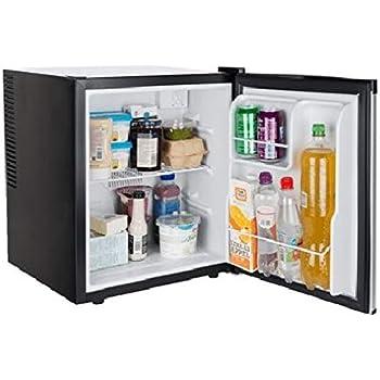 Cuisinier - Mini réfrigérateur sans fil Null - 36 litres - Mini réfrigérateur sans bruit - réfrigérateur hôtel - Classe énergétique B