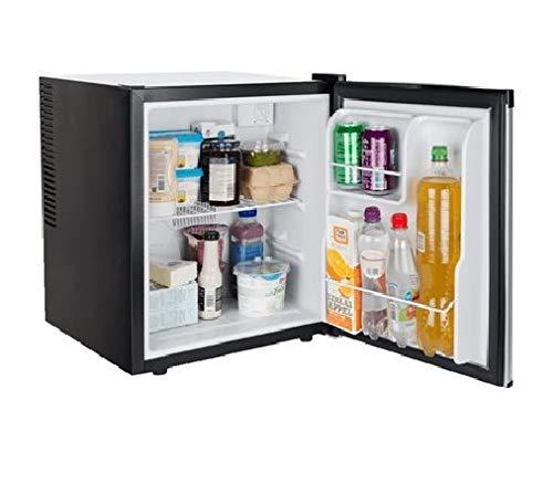 Cuisinier Deluxe 04339 Cuisinier fil-36 litres-Mini Bruit-réfrigérateur hôtel-Classe énergétique B, 70 W, 36 liters, Noir