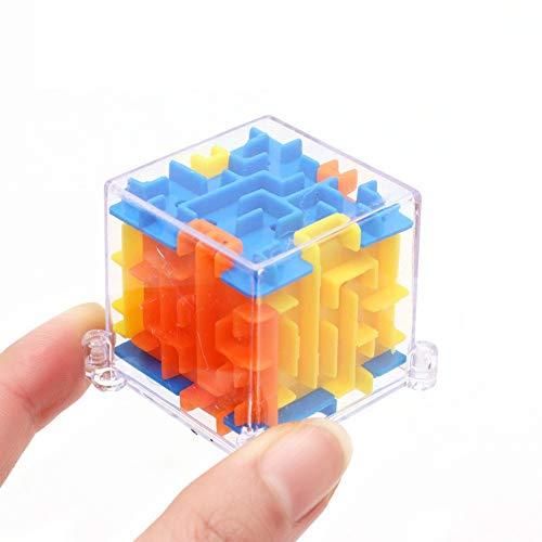 Melodycp Money Maze Puzzle Box Gift Money Puzzle Lustige und frische Puzzle für Kinder - sicher für Kinder, Mädchen, Jugendliche, wiederverwendbar