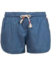 Protest mendi Jr pantalones cortos, Sky Denim, 11-12 Años