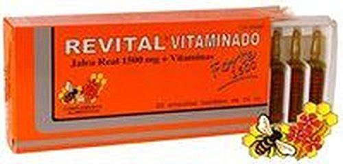 Revital vitaminado fte amp bebible 10 viales