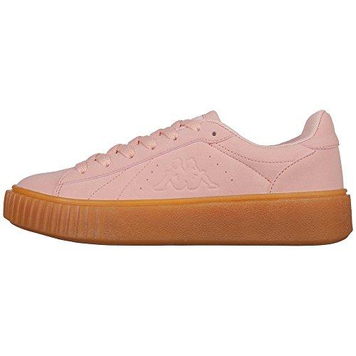 Kappa Meseta PF, Sneaker Donna Pink (2121 rosé)
