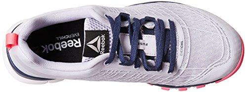 Reebok Donna Everchill Train Sneaker Viola (Morado  (Lucid Lilac / Blue Ink / Poison Pink / White))