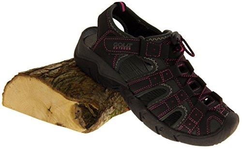 Gola ALP209 Réglables Velcro Sport Randonnées Sandales Femmes
