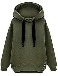 ClothingLoves - Sudadera con capucha - para mujer
