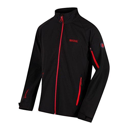 Regatta Mens Nielson IV Lightweight Softshell Durable Jacket Coat (Iv Soft-shell-jacke)