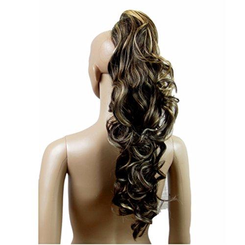 Zoom IMG-1 estensione dei capelli coda di