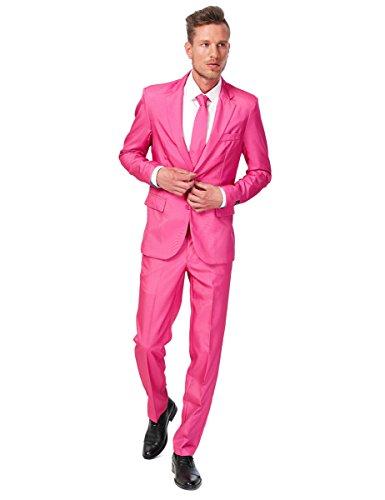 Costume rosa pantera per uomo - Suitmeister XL