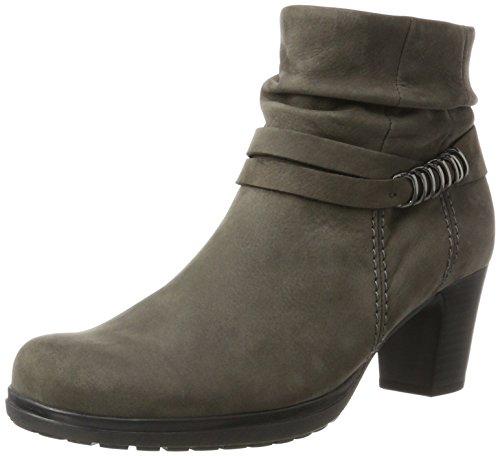 Gabor Shoes Damen Comfort Basic Stiefel, Grau (30 Anthrazit (Micro)), 35 EU