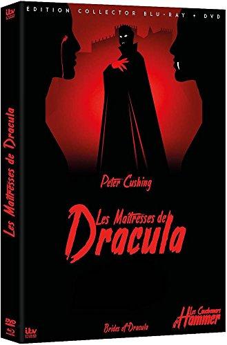 Image de Les maîtresses de dracula [Édition Collector Blu-ray + DVD] [Combo Collector Blu-ray + DVD]