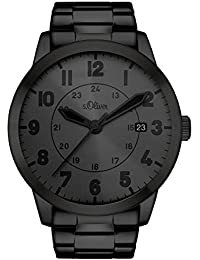 s.Oliver Time Herren-Armbanduhr SO-3367-MQ