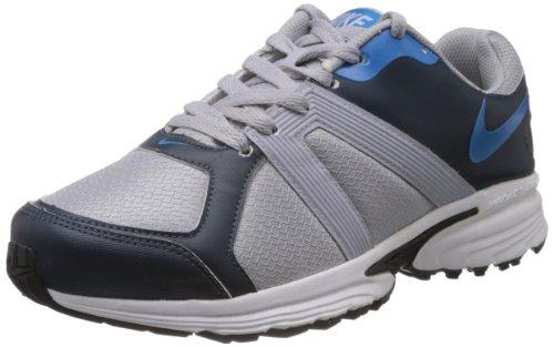 Nike Men's Ballista IV MSL Grey Sports Mesh Running Shoes - 7 UK