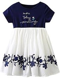 9f8aedca0 K-youth Vestido de Boda Niña Tutú Vestido de Princesa para Niña Vestidos de  Fiesta