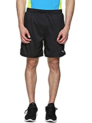 Puma Mens Synthetic Shorts (4056207150693_51530101_58_Black)