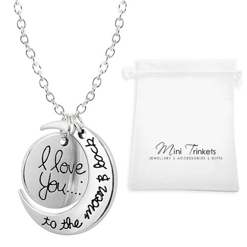 gold-silver-i-love-you-to-the-moon-back-necklace-pendant-charm-gift-present-silver-i-love-you