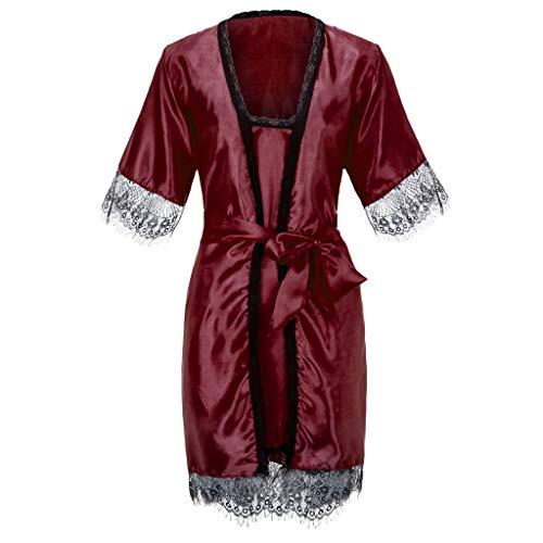 lgirl's Sexy Minirock Cosplay Kleid Crop Top Rock Set Nachtwäsche Dessous Schulmädchen Erotische Halloween Kostüm ()