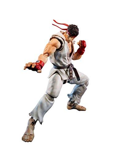 Street Fighter- Ryu Figura 15 Cm V SH Figuarts, Multicolor (BDISF051930) 1