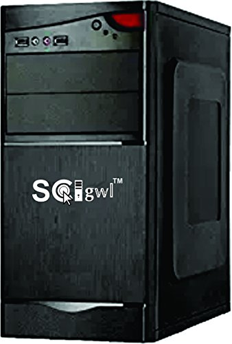 scigwl Assembled CPU (Intel Core 2 Duo 3 GHz/2GB RAM/160 GB HDD)