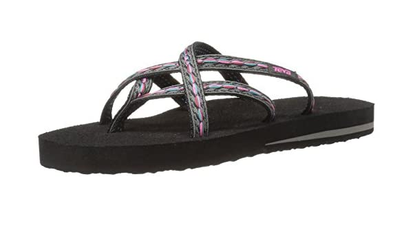 a9fc5c190f665c Teva Women s Olowahu Flip-Flop  Buy Online at Low Prices in India ...