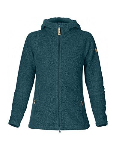 Fjällräven Herren Kaitum Fleece Pullover & Sweatshirt, Glacier Green, 2XS