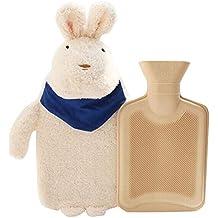 W/ärmflasche mit Bezug in Entenform