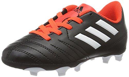 Adidas Unisex-Kinder Copaletto FxG jr. Fußballschuhe, schwarz/Weiß/Rot), 36 2/3 EU