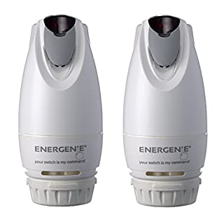 Energenie MIHO013-2 2 Pack Smart Radiator Valves