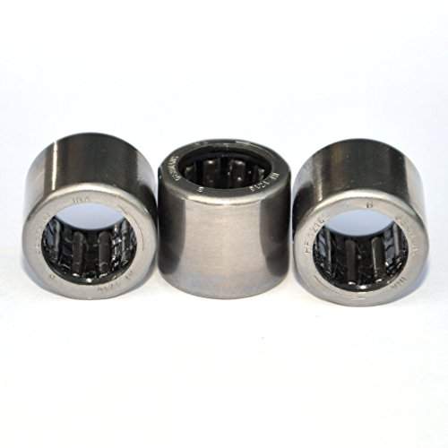 HF1216 One Way 12 x 18 x 16mm Clutch Miniature Nadellager 2pcs -