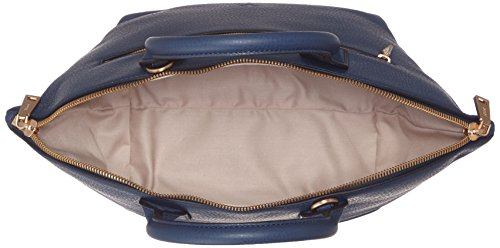 JOOP - Nature Grain Venja Handbag Mhz, Borsa a mano Donna Schwarz (Blue)