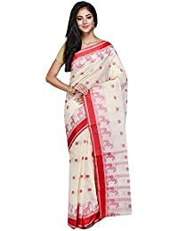 4110bdf2ea Cotton Women's Sarees: Buy Cotton Women's Sarees online at best ...