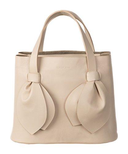 LIA NUMA Dione, sac à main Beige (Nude)