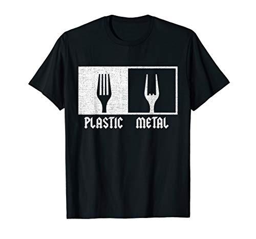 Metal Musik Pommesgabel Für Fans...