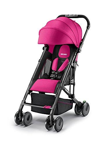 RECARO Easylife Elite - Silla de paseo compacta, color rosa