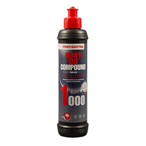 Menzerna Heavy Cut Compound Schleifpaste 1000 250ml