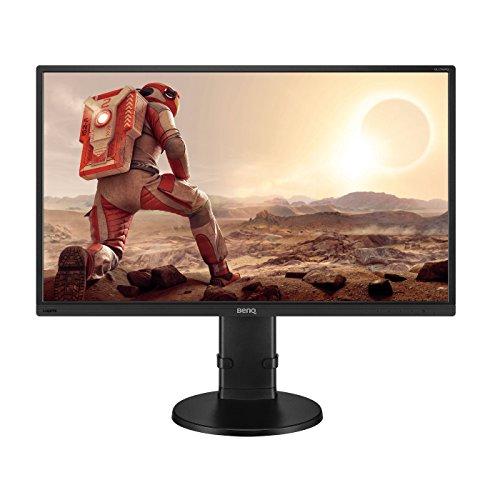 BenQ GL2706PQ 68,58 cm (27 Zoll) Monitor (LED, WQHD, HDMI, Displayport, 1ms Reaktionszeit, 2560 X 1440 Pixel) schwarz (Benq 27 Zoll Monitor 2560x1440)