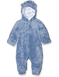 Pumpkin Patch Baby Boys' Furry All In One Footies