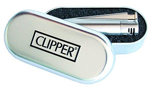 Foto de Clipper 40, mechero de Metal + caja de regalo gratis