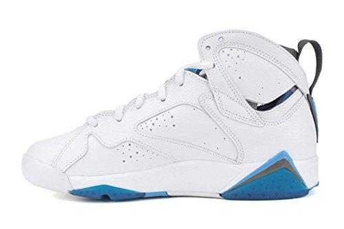 Nike, Sneaker bambini 38.0 Multicolore (Blanco / Azul (Wht / Frnch Bl-Unvrsty Bl-Flnt G))