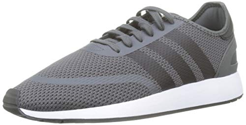 adidas N-5923-BD7819, Herren Gymnastikschuhe, Grau (Grey Six/Core Black/Ftwr White), 42 2/3 EU (8.5 UK)
