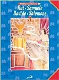Rut, Samuele, Davide, Salomone. Bibbia da colorare