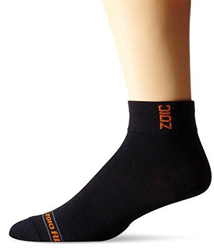 Zoic Herren Socke ES, um Ya. Socken, Herren, Black/Fresh -
