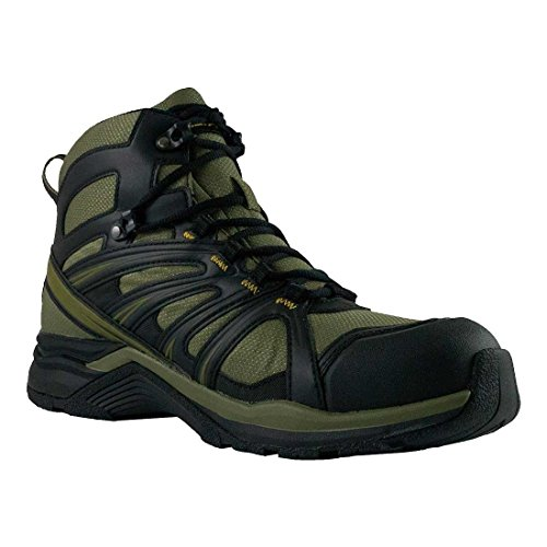 ALTAMA 353206 Aboottabad Trail - Mid WP Hunter Green 38 (6.0)