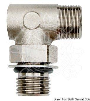 Ultraflex Raccordo Girevole Pompe (AF90)