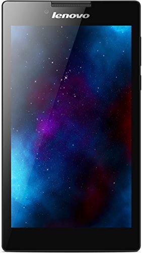 Lenovo Tab 2 A7-30 17,8 cm (7 Zoll IPS) Tablet (ARM MTK 8382 QC, 1,3GHz, 1GB RAM, 16GB eMMC, 3G, GPS, Touchscreen, Android 4.4) schwarz (A7 Tab2 Lenovo)