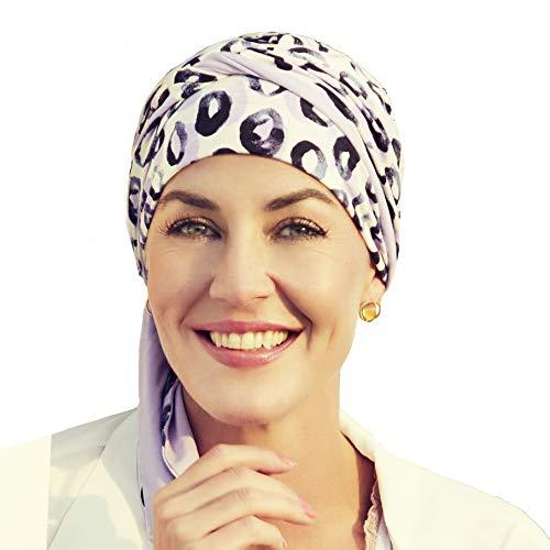 Christine Headwear Pañuelo Beatrize Estampado Leopardo