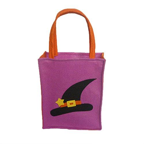 Halloween süßigkeit taschen trick or treat taschen süßes goody süßigkeit geschenk taschen für kinder von yunhigh - (Trick Halloween Or Taschen Treat)