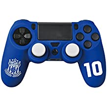 Subsonic Custom Kit en Silicone pour manette PS4 Football 2016 Bleu